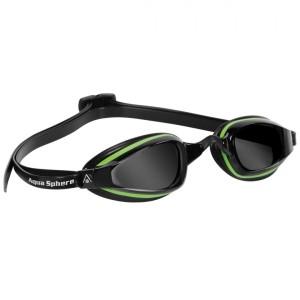 Michael Phelps Aqua Sphere plavecké brýle K180+ tmavý zorník